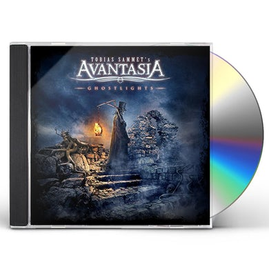 Avantasia GHOSTLIGHTS CD