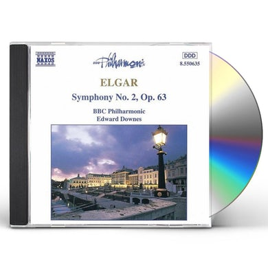 Elgar SYMPHONIE #2 CD