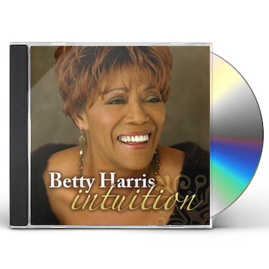 Betty Harris INTUITION CD