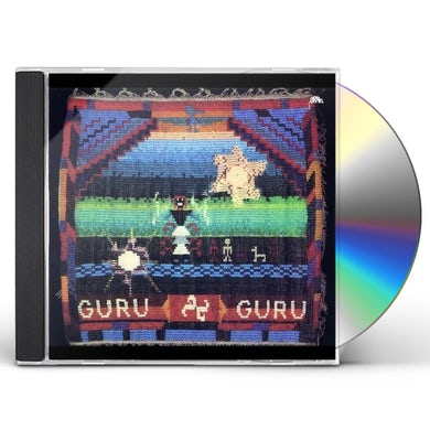 GURU GURU CD