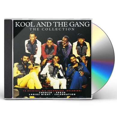 Kool & The Gang COLLECTION CD