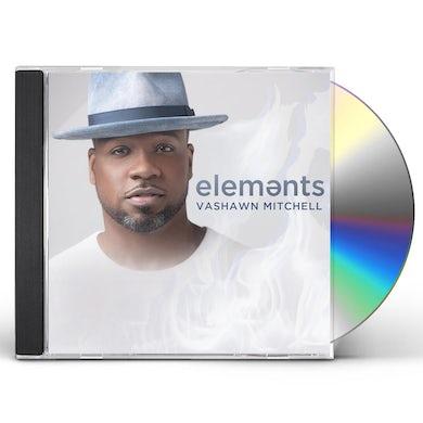Vashawn Mitchell Elements CD