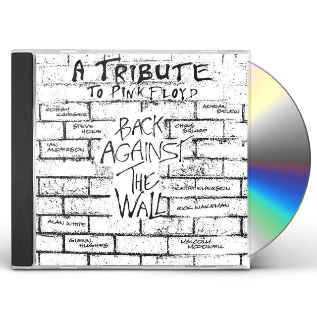 Back Against The Wall / Various CD