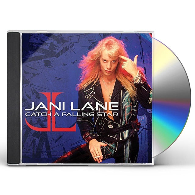 Jani Lane CATCH A FALLING STAR CD