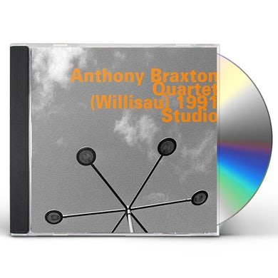 Anthony Braxton 1991 STUDIO CD