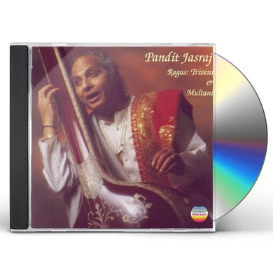 Pandit Jasraj RAGAS TRIVENI & MULTANI CD