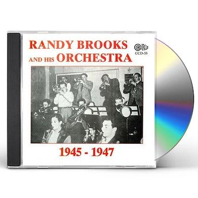 Randy Brooks & HIS ORCHESTRA 1945-47 CD