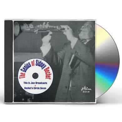 Sidney Bechet GENIUS OF CD