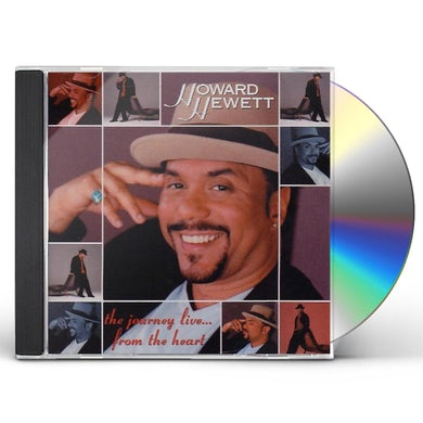Howard Hewett JOURNEY LIVE CD