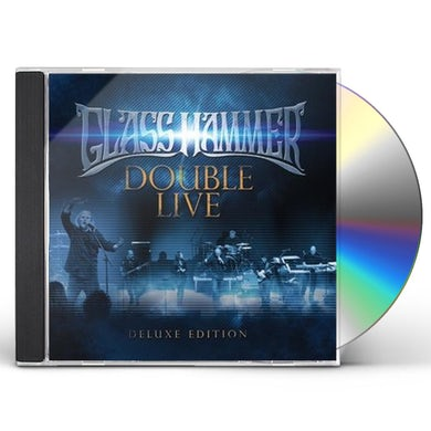 Glass Hammer DOUBLE LIVE CD