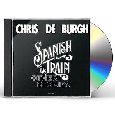 Chris De Burgh SPANISH TRAIN & OTHER STORIES CD