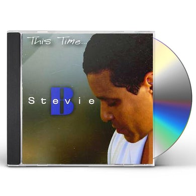 Stevie B. THIS TIME CD