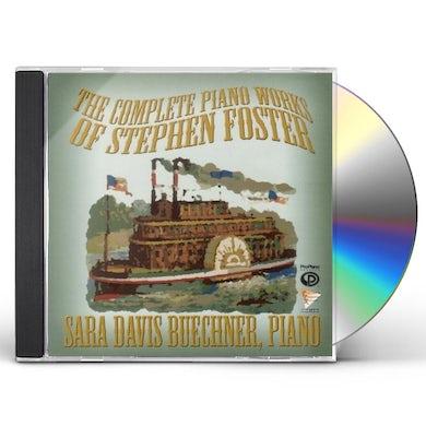 Sara Davis Buechner COMPLETE PIANO WORKS & ASSORTED CD