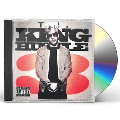 T.I. KING HUSTLE CD