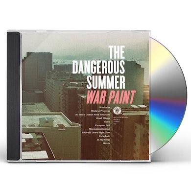 The Dangerous Summer WAR PAINT CD