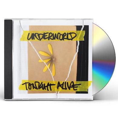 Tonight Alive UNDERWORLD CD