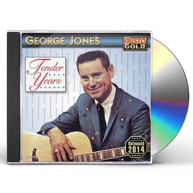 George Jones TENDER YEARS CD