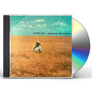 Love 666 AMERICAN REVOLUTION CD