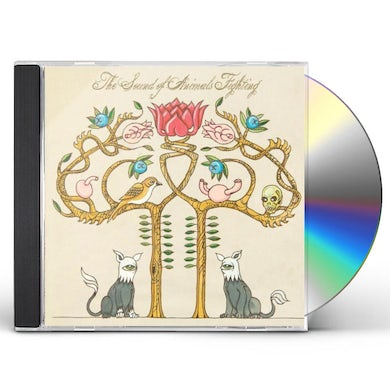 Sound Of Animals Fighting TIGER & THE DUKE CD