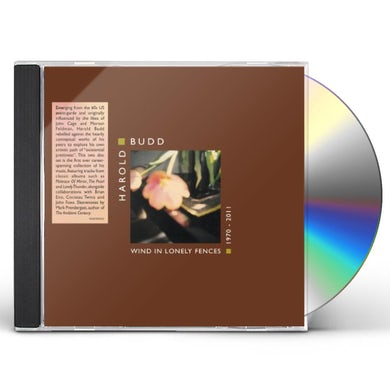 Harold Budd WIND IN LONELY FENCES CD