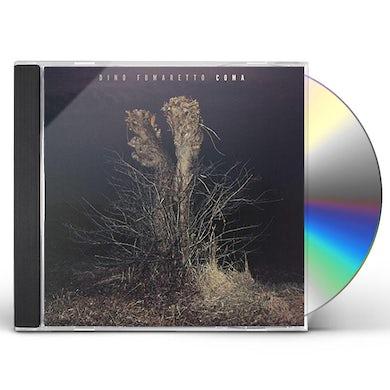 Dino Fumaretto COMA CD