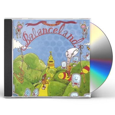 Balanceman WELCOME TO BALANCELAND CD