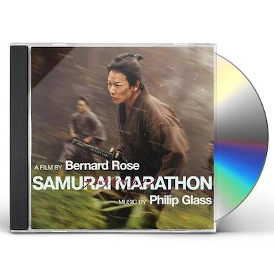 City Of Prague Philharmonic Orchestra Glass: Samurai Marathon (OST) CD