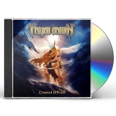CROWNED IN FROST CD