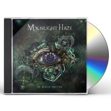 Moonlight Haze DE RERUM NATURA CD