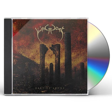 King Goat DEBT OF AEONS CD
