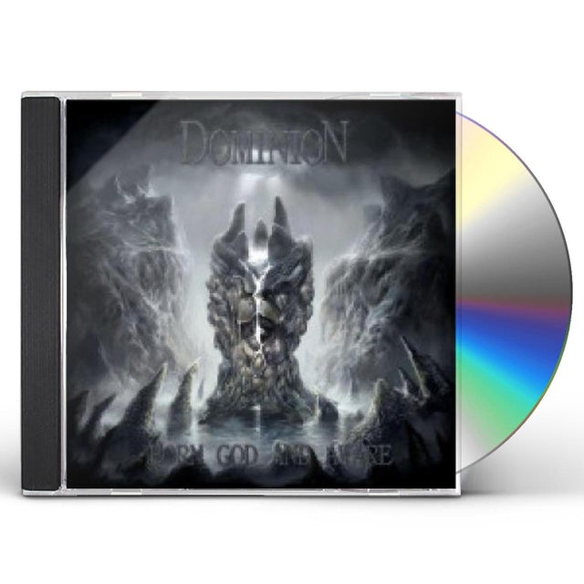 Dominion BORN GOD & AWARE CD