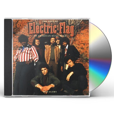 BEST OF ELECTRIC FLAG / AN AMERICAN MUSIC BAND CD