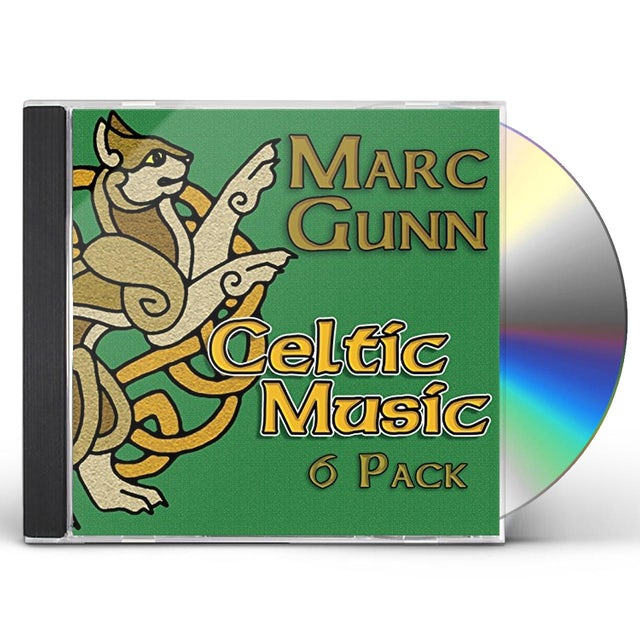 Marc Gunn CELTIC MUSIC 6-PACK CD