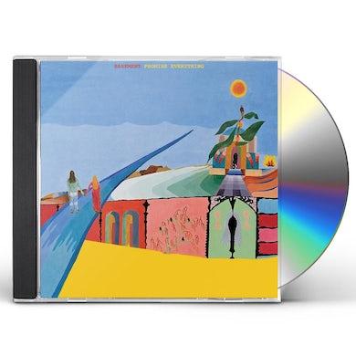 Basement PROMISE EVERYTHING CD