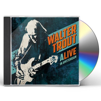 Walter Trout ALIVE IN AMSTERDAM CD
