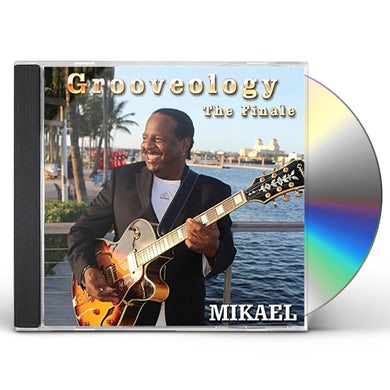Mikael GROOVEOLOGY THE FINALE CD