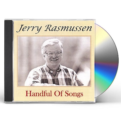 Jerry Rasmussen HANDFUL OF SONGS CD