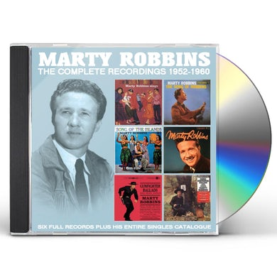 Marty Robbins COMPLETE RECORDINGS: 1952-1960 CD