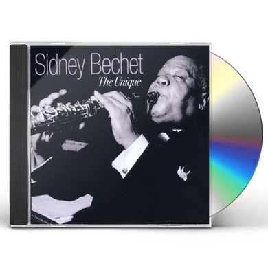 Sidney Bechet UNIQUE CD