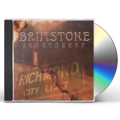 Brimstone JUGGERNAUT CD