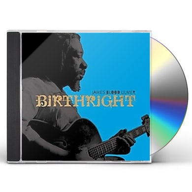 James Blood Ulmer BIRTHRIGHT CD