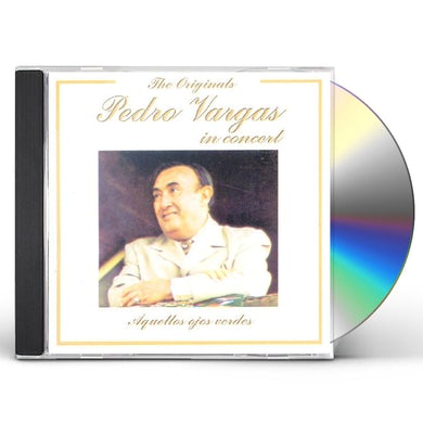 Pedro AQUELLOS OJOS VERDES CD