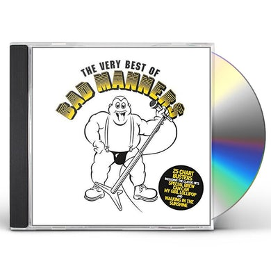 Bad Manners VERY BEST OF CD