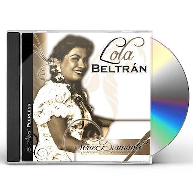 SERIE DIAMANTE: LOLA BELTRAN CD