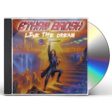 Ethan Brosh LIVE THE DREAM CD