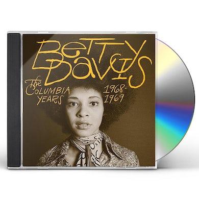 Betty Davis COLUMBIA YEARS 1968-1969 CD