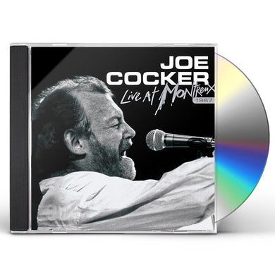 Joe Cocker LIVE AT MONTREUX 1987 CD