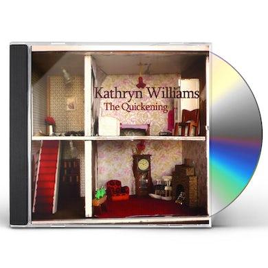 Kathryn Williams QUICKENING CD
