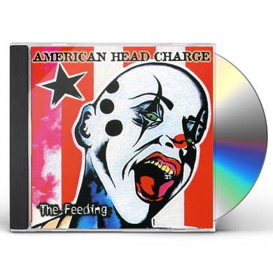 American Head Charge FEEDING CD
