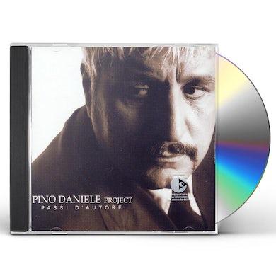 Pino Daniele PASSI D'AUTORE CD